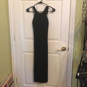 Black dress (SML)